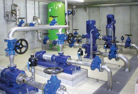 Water Pump Station 6